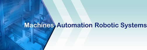 Machines Automation Robotic Systems are heat staker and hot stamp specialists.